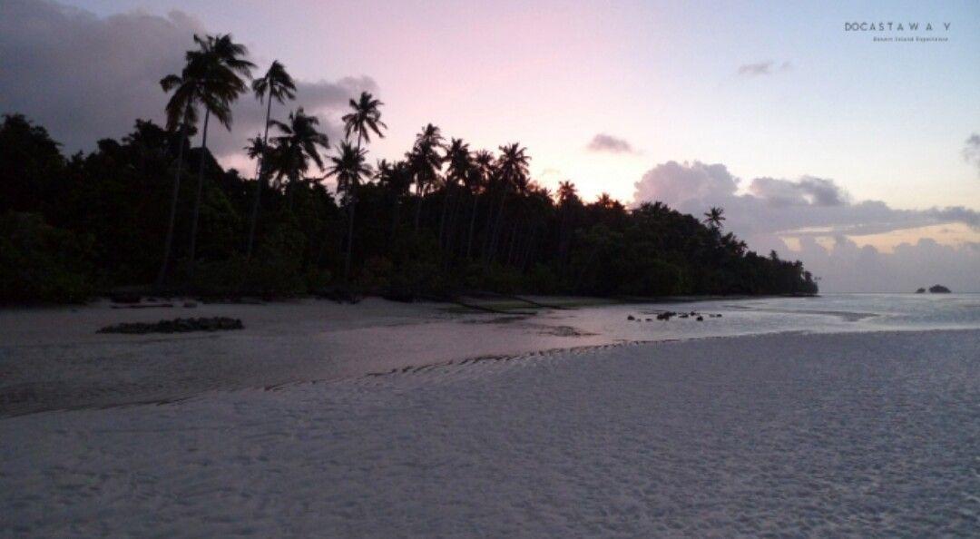 Despiertas en la isla, varad@ en la orilla de la playa. ¿Tu reacción?