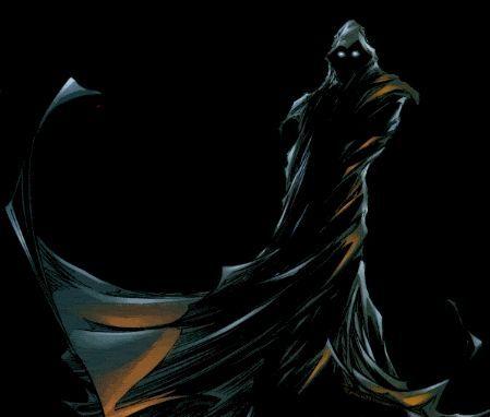 Pase lo que pase, las formas te dicen que una terrible sombra maligna os/te persigue. Debes/eis seguirlos.