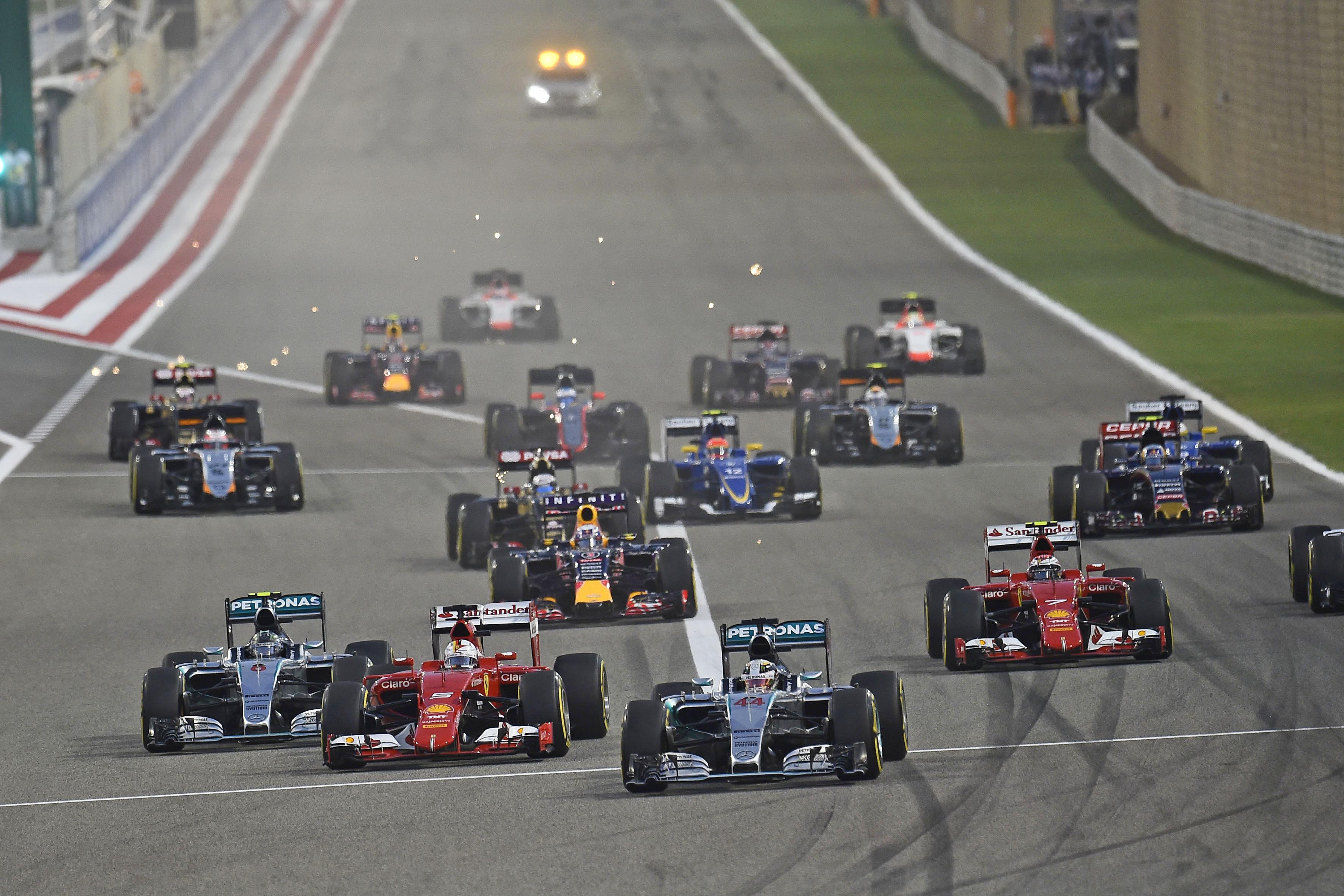 5081 - ¿Cuánto sabes de Fórmula1?
