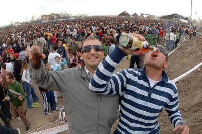 ¿Eres el que más bebe de tus amigos?
