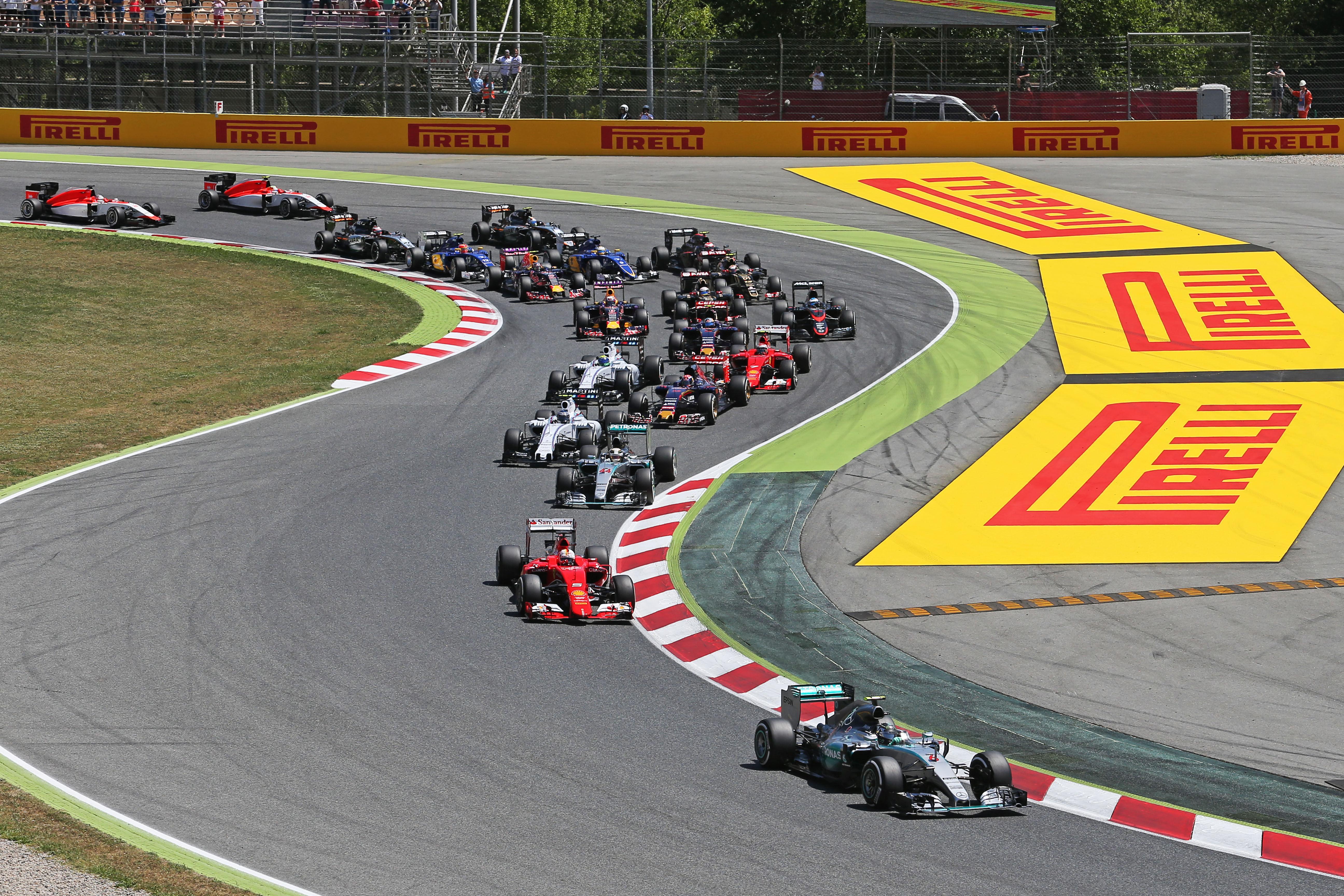¿Qué piloto ha conseguido la victoria más veces en el Gran Premio de España?