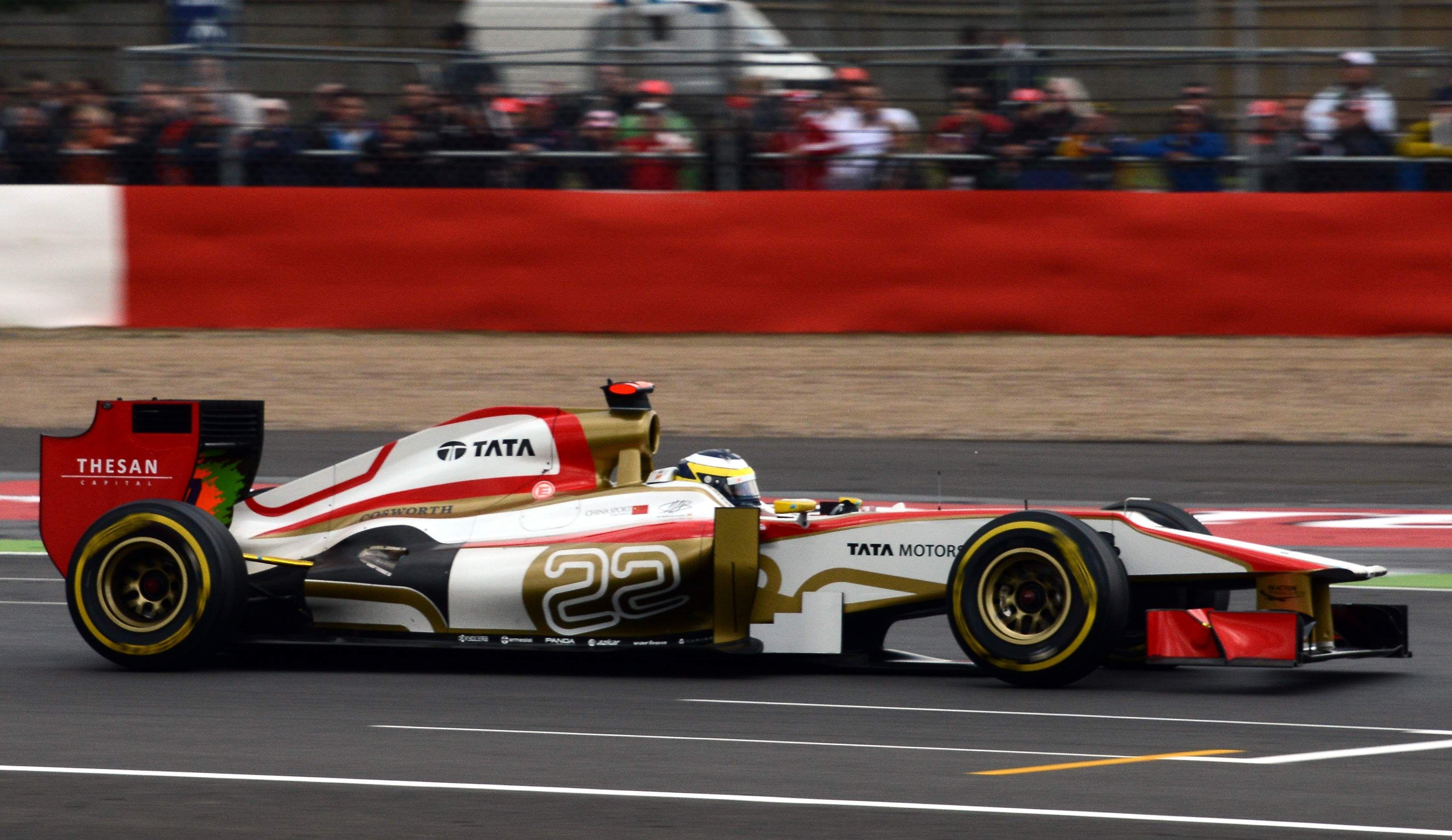 ¿Con cuántos pilotos contó el equipo español HRT a lo largo de su existéncia?
