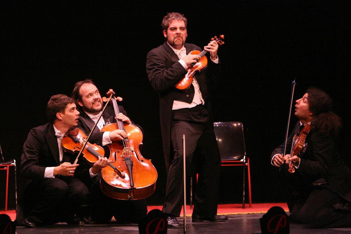 ¿Cuál de estas composiciones pertenece a Niccolò Paganini?