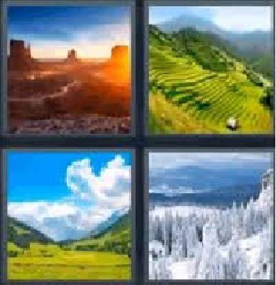 Y finalizaremos con... ¡¡otra imagen!! ¿Con qué paisaje te quedas?