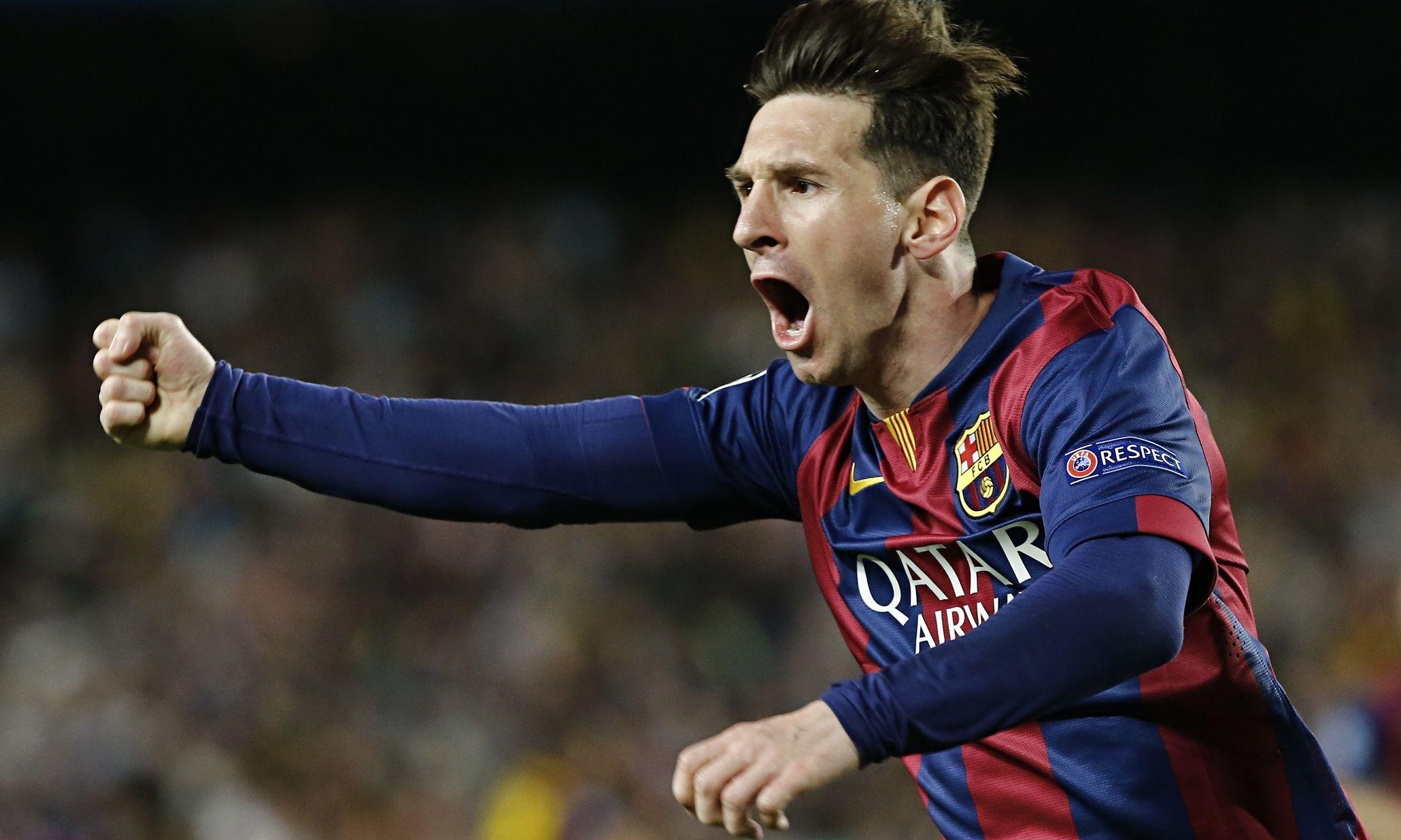 ¿Qué famoso equipo rechazó a Leo antes de irse a Barcelona?