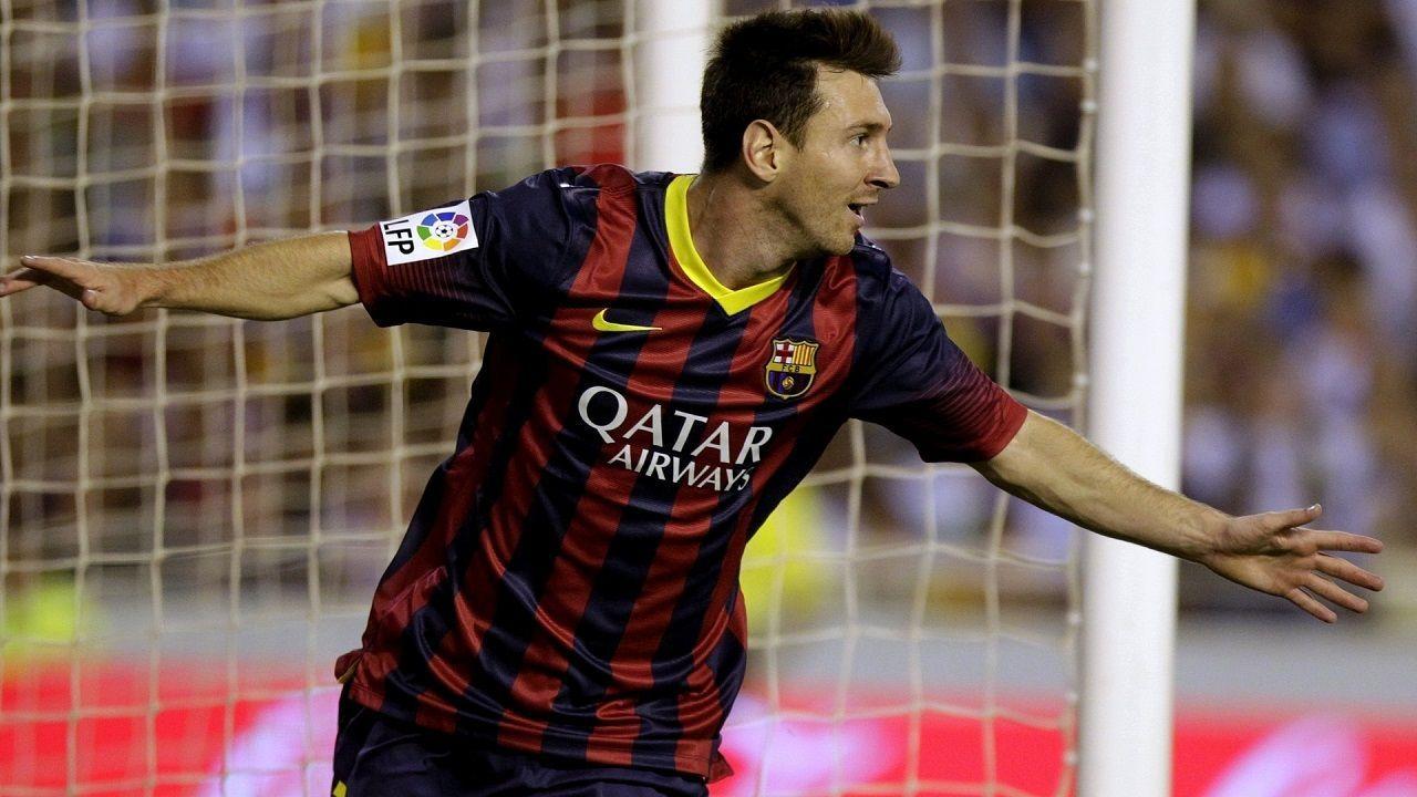 ¿Qué equipo, junto al Atlético, ha recibido más goles de Messi?