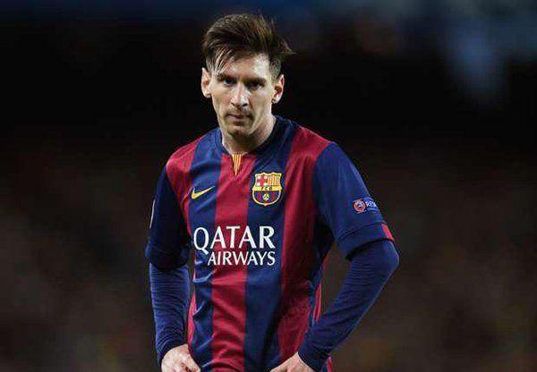 ¿Contra quién jugó Leo su primer partido con el primer equipo?
