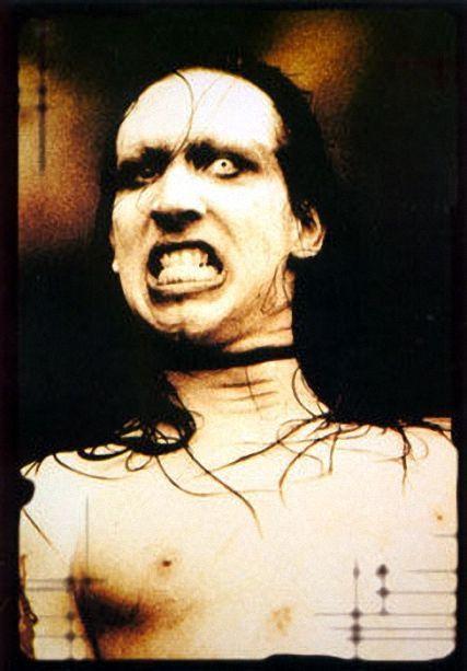 ¿Cómo se llama realmente Marilyn Manson?