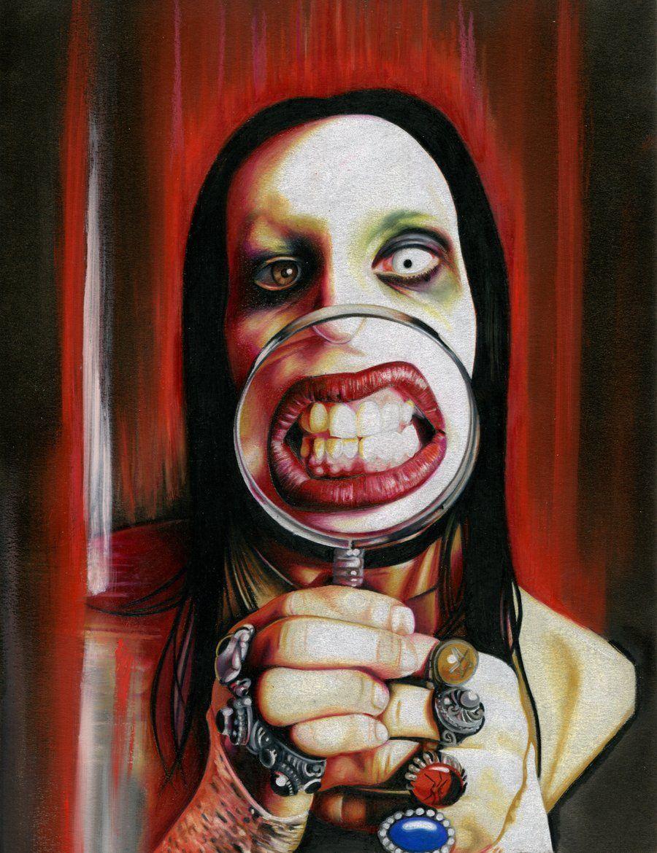 ¿Cómo se llamaba la banda Marilyn Manson en sus inicios?