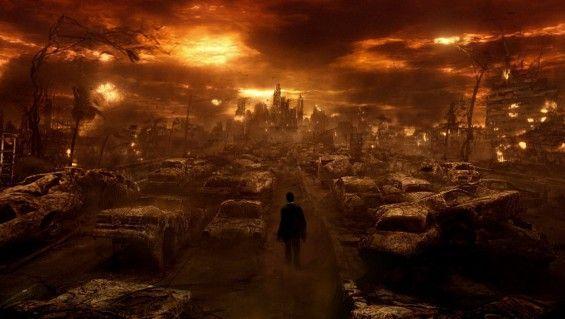 Es el fin del mundo, ¿qué haces?