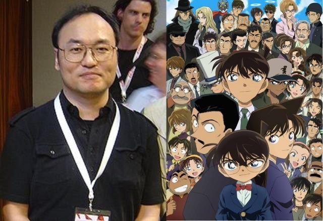 Creador de la serie (y manga)