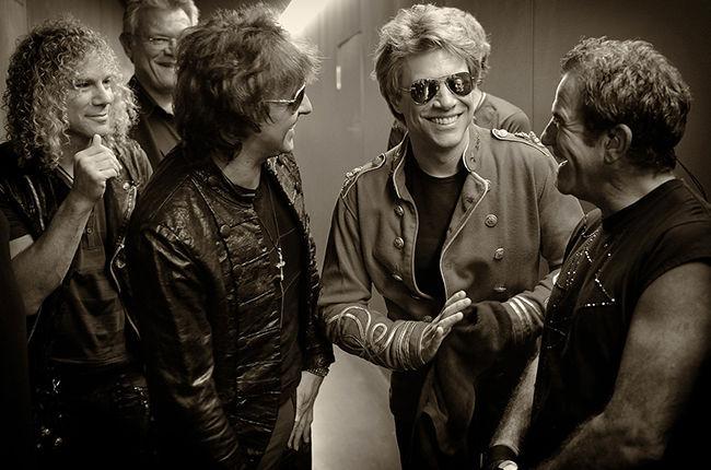 ¿Cuál de estas canciones son de Bon Jovi? (grupo)