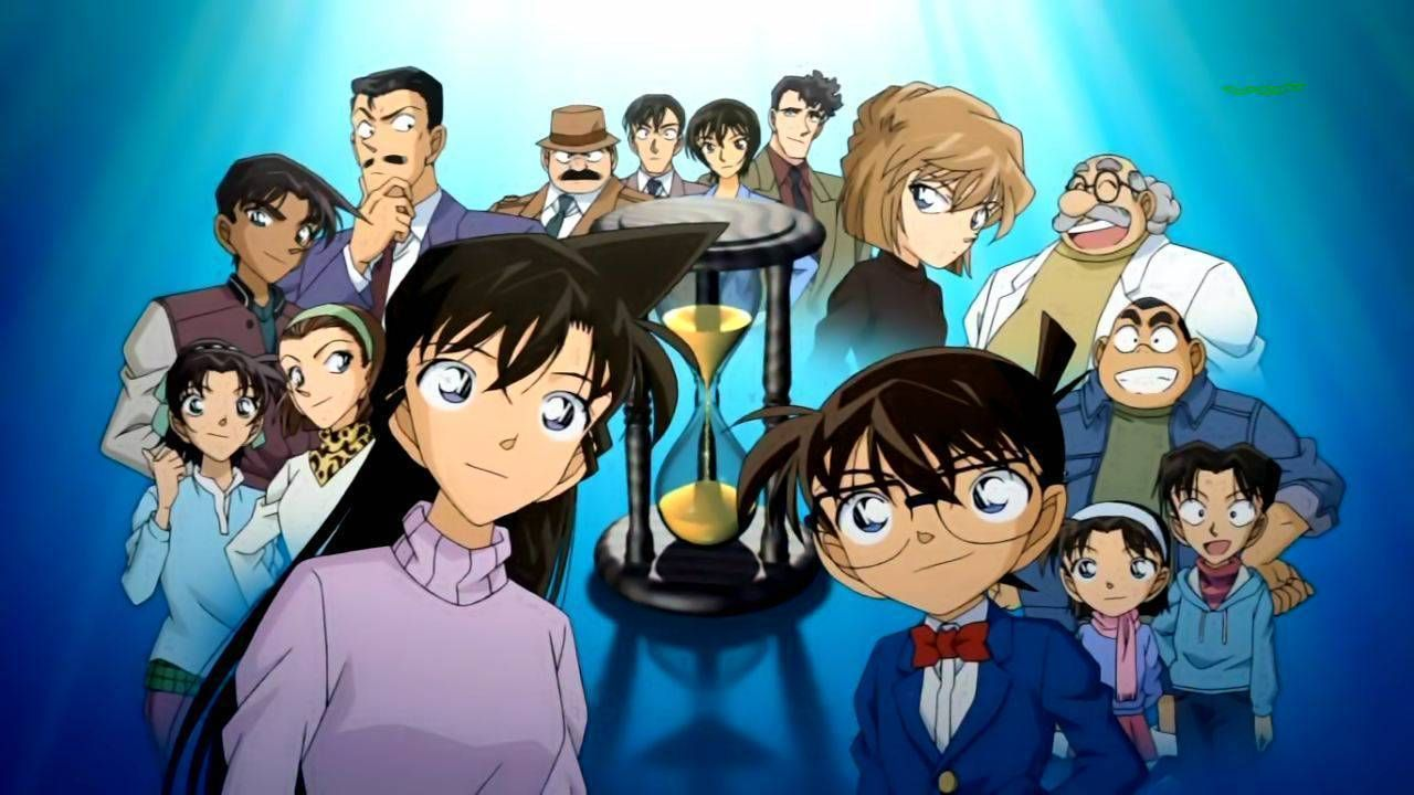 5118 - ¿Cuánto sabes de Detective Conan?