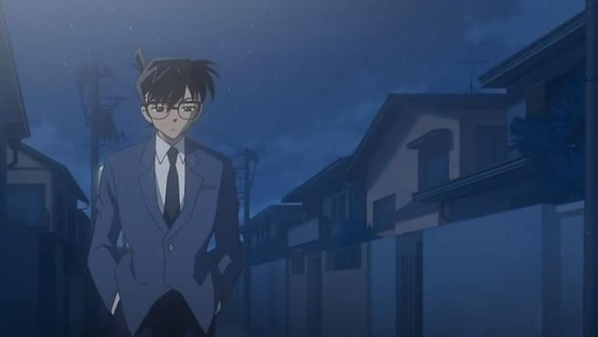 ¿Con qué Conan en uno de los primeros episodios se convirtió en Shinichi durante un tiempo?