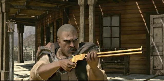 ¿Se pueden llevar armas doradas en el modo un jugador?