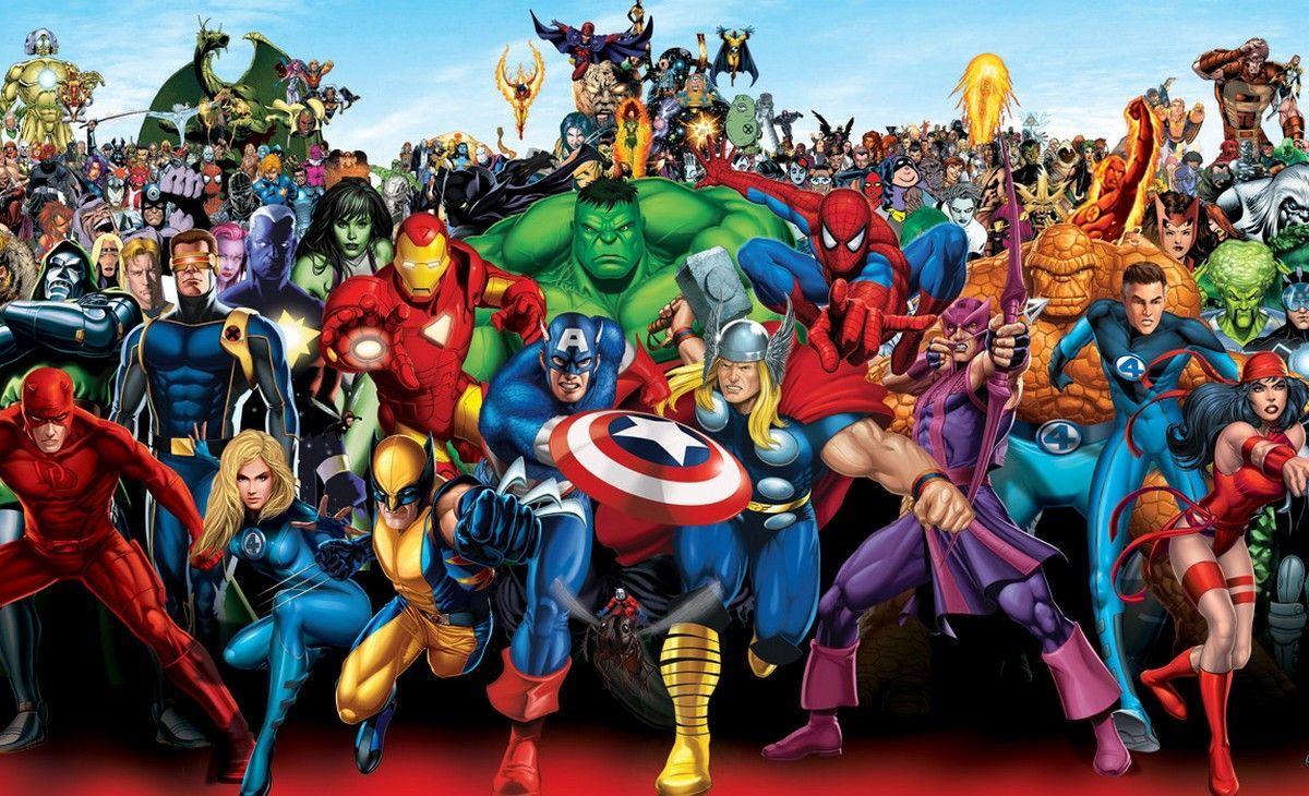 5211 - ¿Puedes relacionar a los héroes con su identidad?