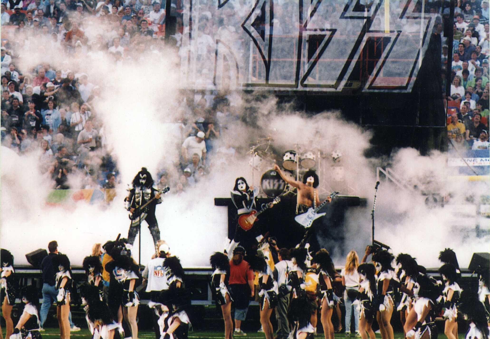 ¿En qué Super Bowl fueron el acto de apertura?