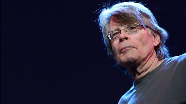 Stephen King compró su estación de radio de música rock favorita, la...
