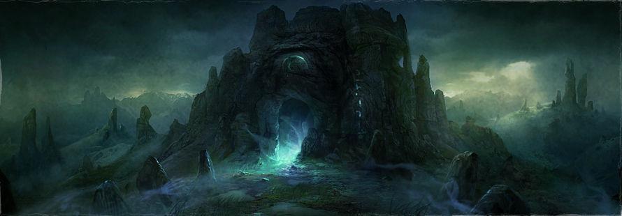 ¿Quién ayudó a Frodo, Sam, Merry y Pipin a escapar de las Quebradas de los Túmulos?