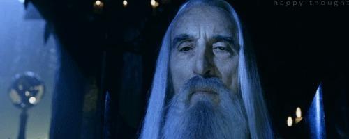 ¿Dónde murió Saruman?