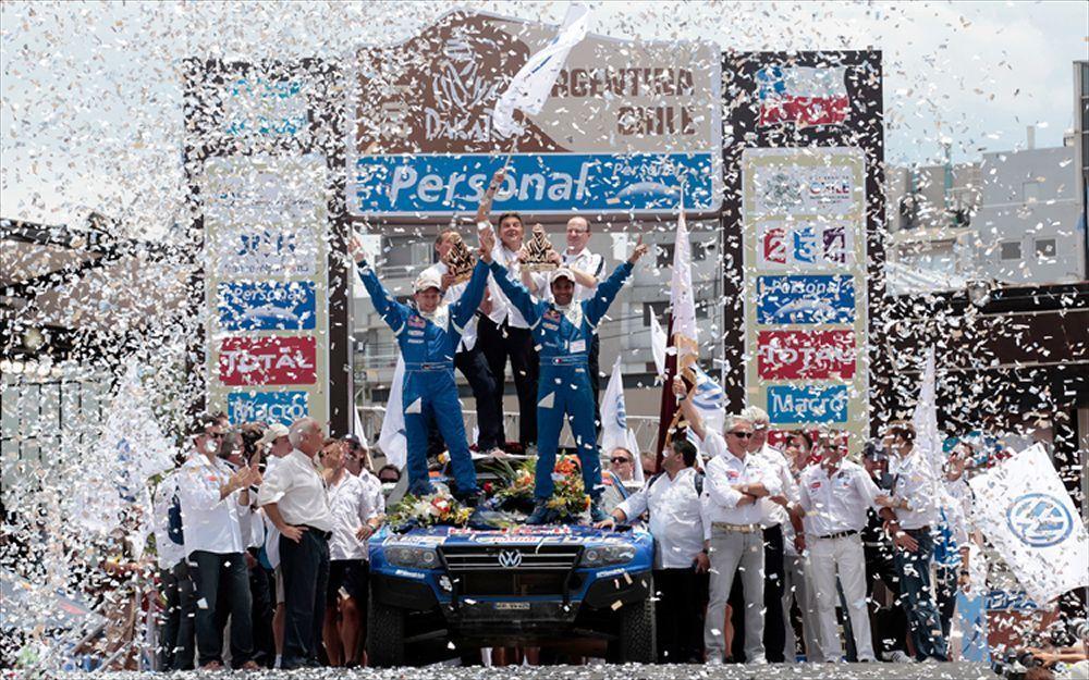 ¿Qué españoles han ganado el Dakar en coches?