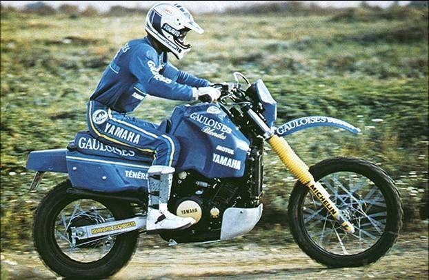 En motos, ¿quién fue el primer competidor español de la historia?