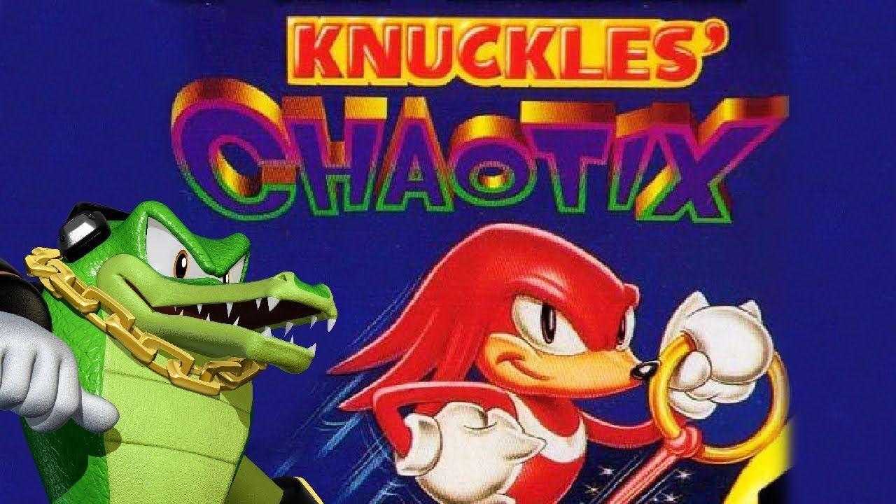 ¿Para qué consola fue el único juego protagonizado por Knuckles?