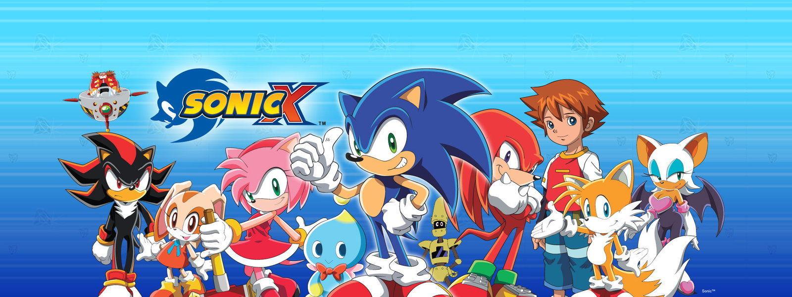El anime de Sonic X guarda relación con 3 juegos de Sonic, pero uno de los que está en esta lista no es. Indentificalo.