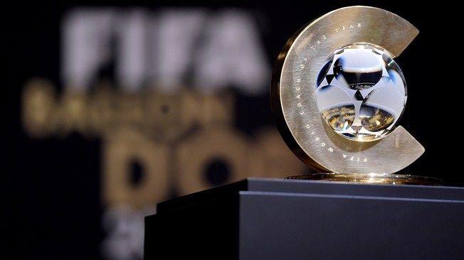¿Quién se ha merecido el premio Entrenador Mundial de la FIFA de Fútbol Masculino?