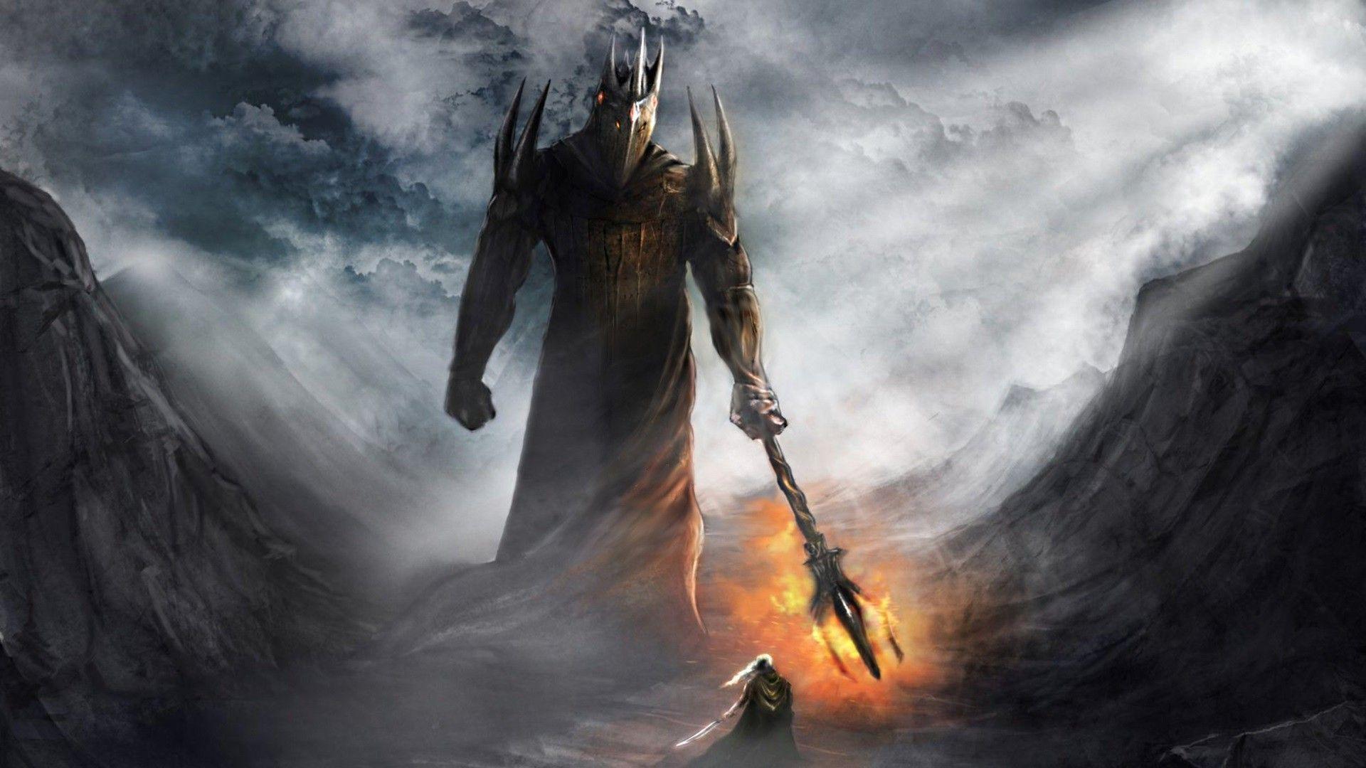 Trampa. ¿ Cómo se llama el mayor señor oscuro de la historia de Arda?