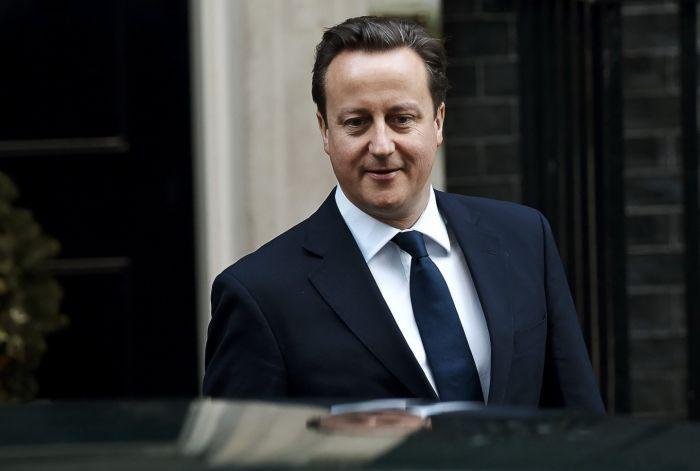 ¿Cómo se llama el primer ministro Británico?
