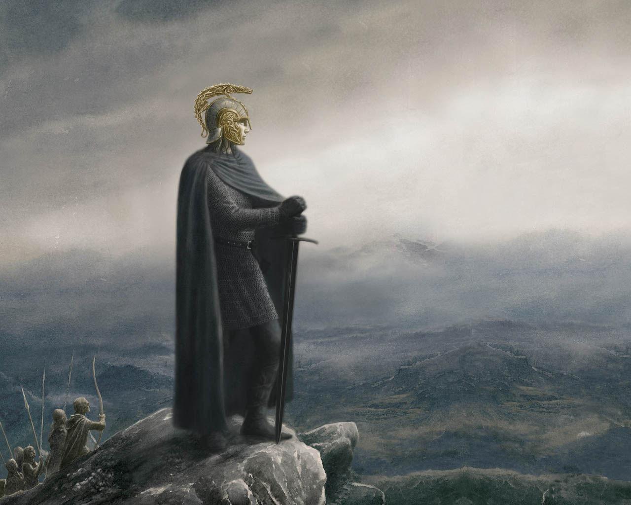 ¿ Quién abatirá al Señor Oscuro en la Dagor Dagorath?