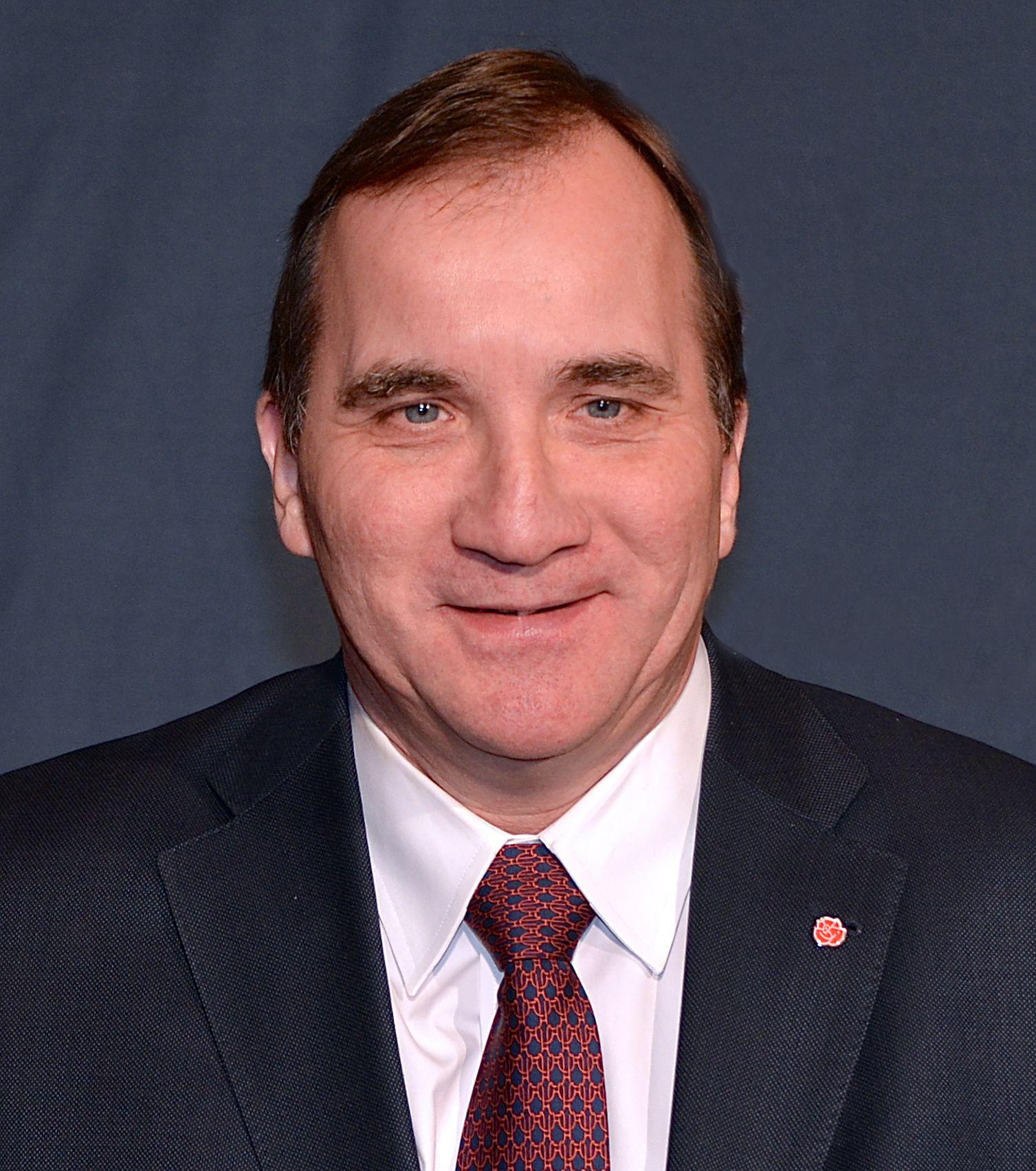¿Quién es el primer ministro de Suecia?