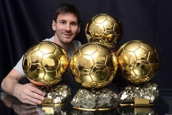 ¿Cuál fue el primer jugador del FC Barcelona en ganar el Balón De Oro?