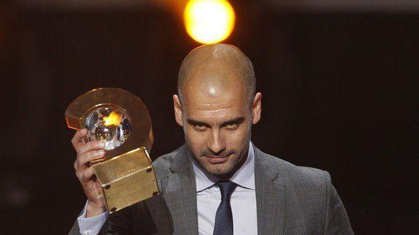 ¿Qué entrenador ganó el Balón De Oro el año pasado?