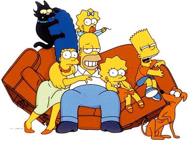 5587 - Pequeños detalles de los Simpson