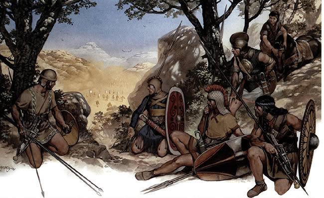 ¿ Cuánto tardaron los romanos en conquistar la Península Ibérica ?