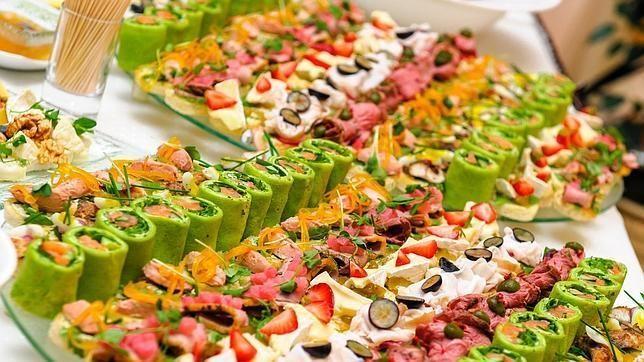 ¿Qué preferirías de comer?