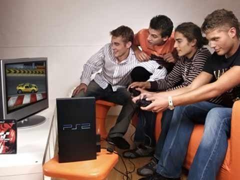¿Te pasarías todo el dia con videojuegos?