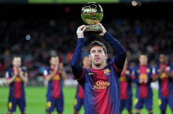 DEPORTES: Leo Messi ha ganado el Balón de Oro 2015, ¿pero cuál fue el anterior que ganó?