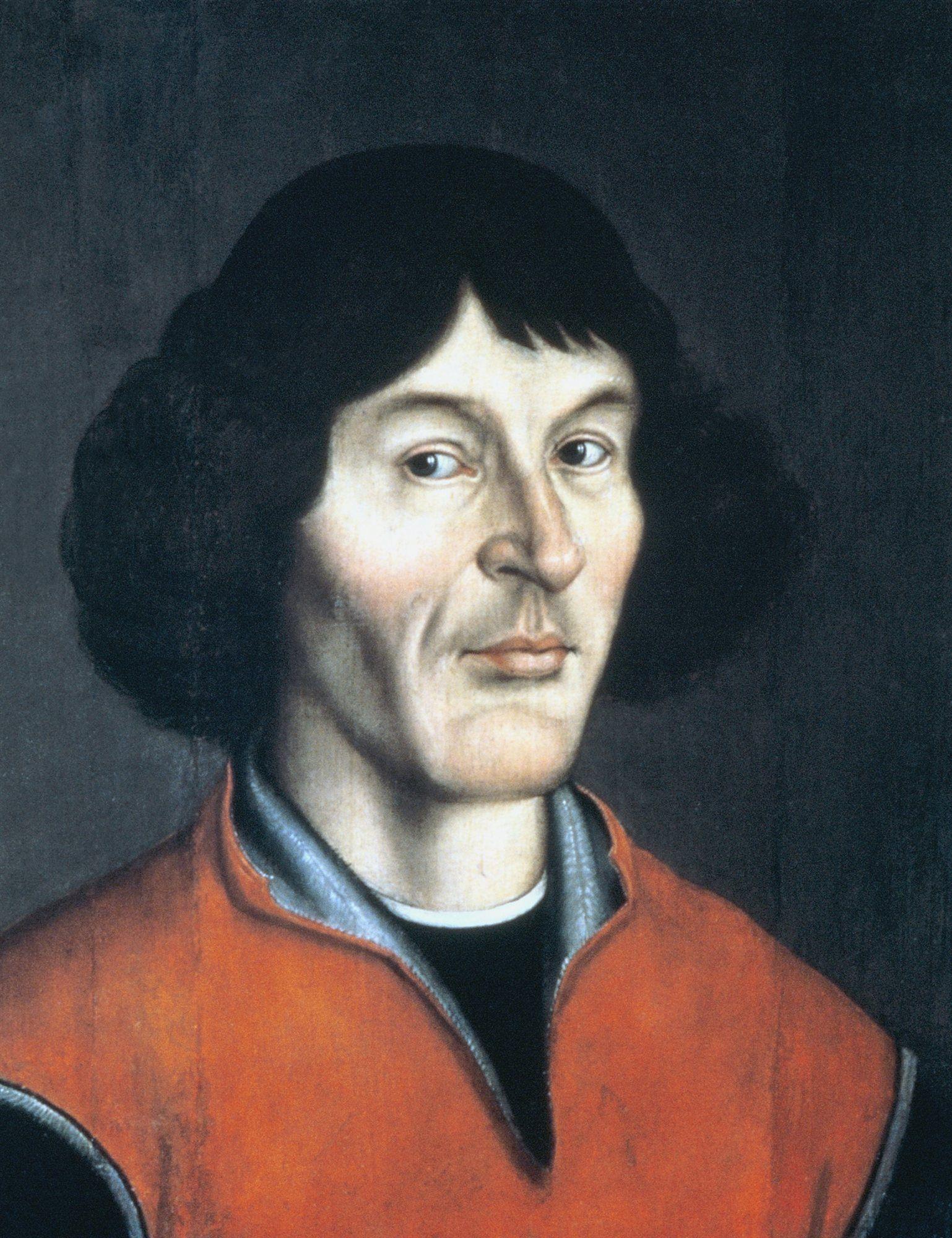 CIENCIAS Y NATURALEZA: ¿Cuál fue el modelo astronómico que presentó Nicolás Copérnico?