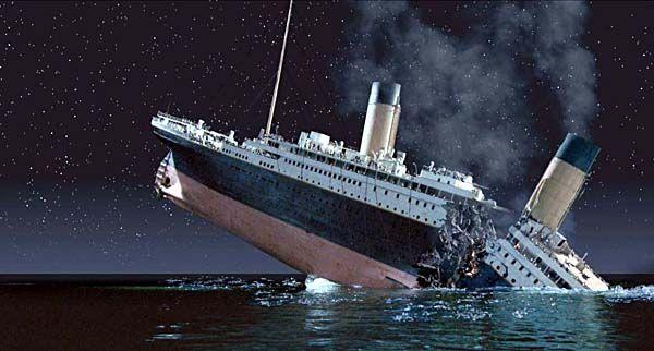 HISTORIA: ¿En qué año se hundió el Titanic?