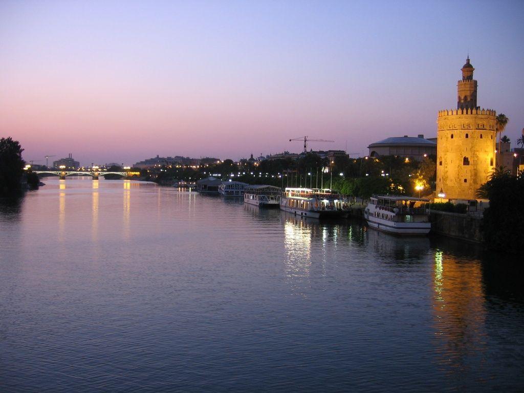 GEOGRAFÍA: ¿Dónde desemboca el río Guadalquivir?