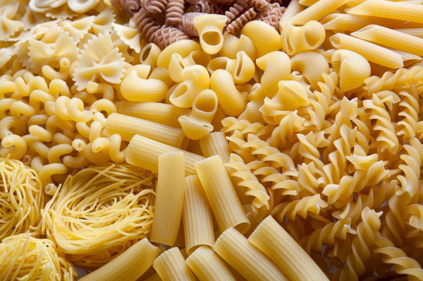 5701 - ¿Qué clase de pasta eres?