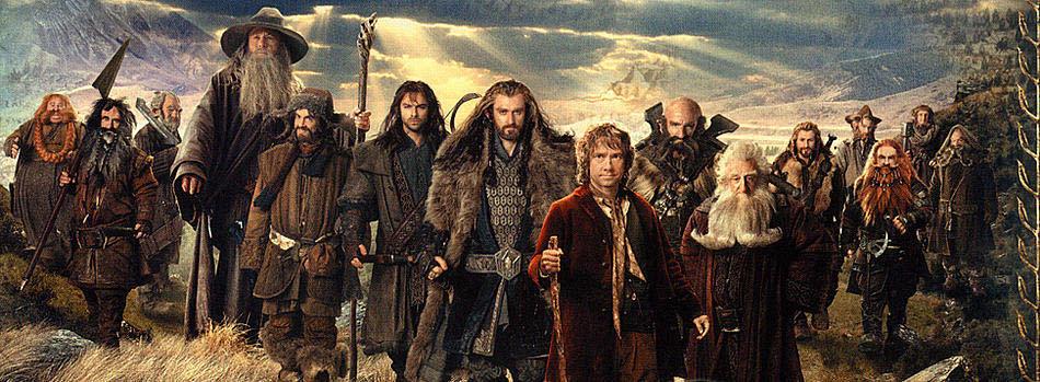 5725 - ¿Conoces a todos los enanos de El Hobbit?
