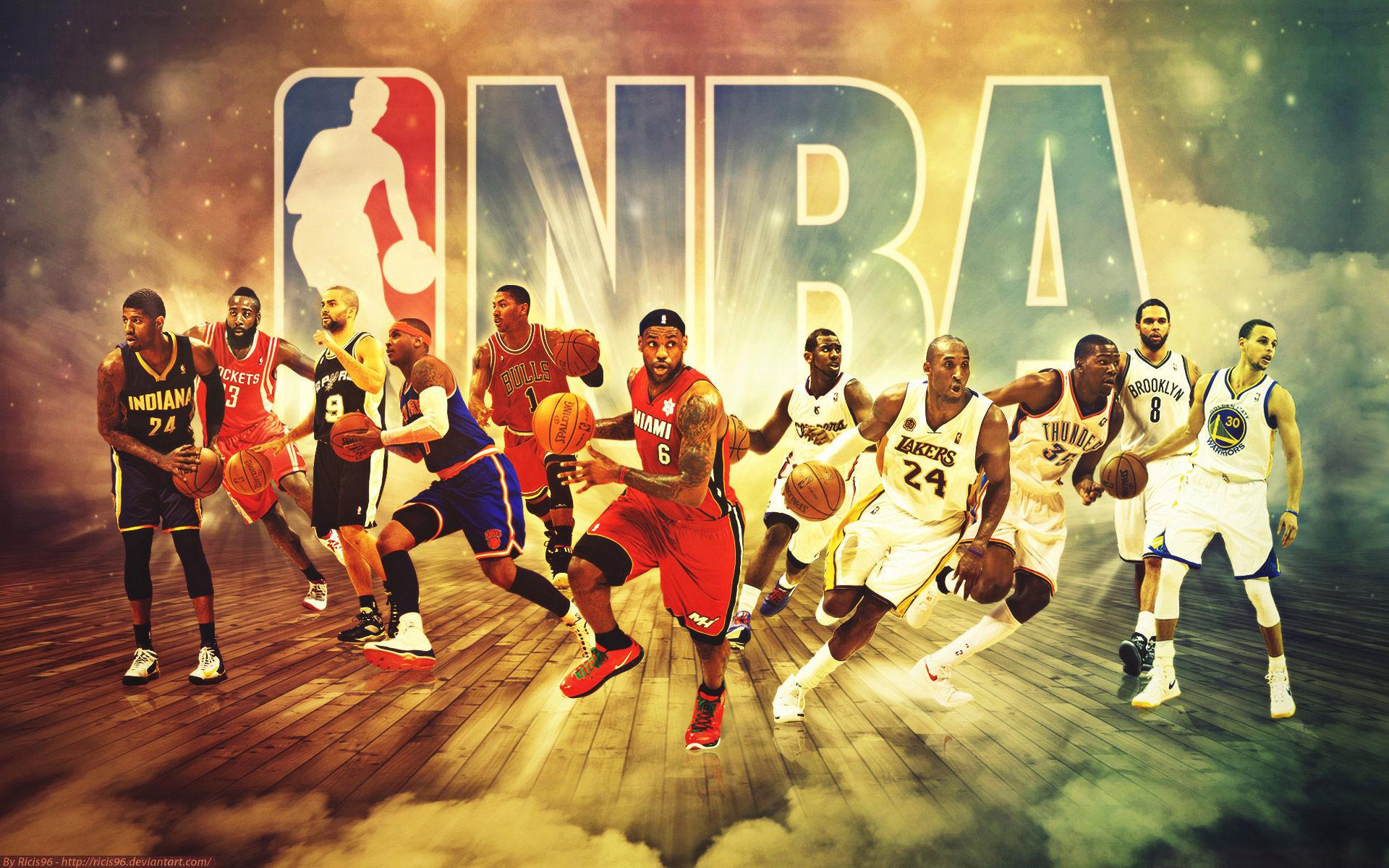 5731 - Conferencia Oeste de la NBA, ¿reconoces todos sus logos?