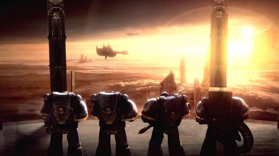 5729 - ¿A qué facción de Warhammer 4000 perteneces?