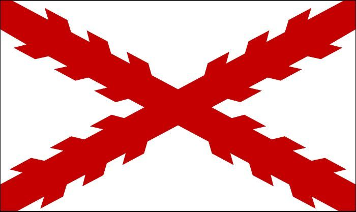 Seguro que la mayoría conoce esta bandera...