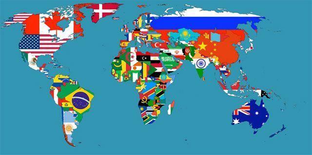 5803 - ¿Podrías reconocer estas antiguas banderas?