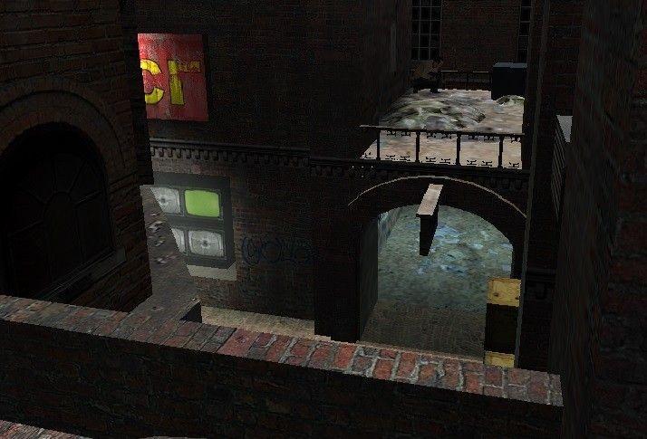 El primer nivel creado en HL2 en 2001 se le llamo